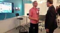Der var ovenud god og positiv respons for konceptet iMo Learn på NeoCon møbelmesse...